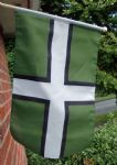 HAND WAVING FLAG - Devon